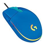 Logitech G G203 LightSync (Bleu) pas cher
