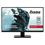"iiyama 24.5"" LED - G-Master G2560HSU-B3 Red Eagle pas cher"