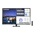 "Samsung 43"" LED - Smart Monitor M7 S43AM700UU pas cher"