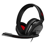 Astro A10 Gris/Rouge (PC/Mac/Xbox One/PlayStation 4/Switch/Mobiles) pas cher