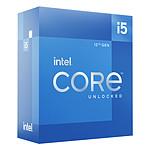 Intel Core i5-12600K (3.7 GHz / 4.9 GHz) pas cher