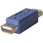 Adaptateur USB 2.0 type A femelle / A femelle pas cher