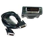 Câble DVI-D Dual Link mâle/mâle (1.8 mètre) pas cher