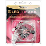 Antec TriCool 80 Red LED pas cher