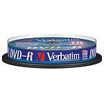 Verbatim DVD-R 4.7 Go 16x (par 10, spindle) pas cher