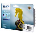Epson T0487 MultiPack pas cher