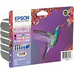 Epson T0807 MultiPack pas cher