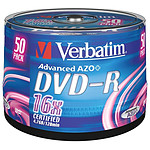Verbatim DVD-R 4.7 Go 16x (par 50, spindle) pas cher