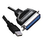 Câble USB pour imprimante Parallèle (Centronics C36) pas cher