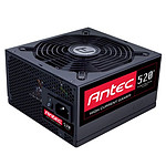 Antec High Current Gamer 520 80PLUS Bronze pas cher