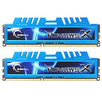 G.Skill XM Series RipJaws X Series 16 Go (kit 2 x 8 Go) DDR3 1600 MHz CL9 pas cher