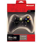Microsoft Controller Wireless Noir (PC/Xbox 360) pas cher