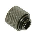 """Connecteur 1/4"""" 13/10 mm compact (coloris noir) pas cher"""