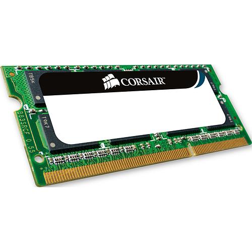 Corsair Mac Memory SO-DIMM 8 Go DDR3 1600 MHz CL11 pas cher