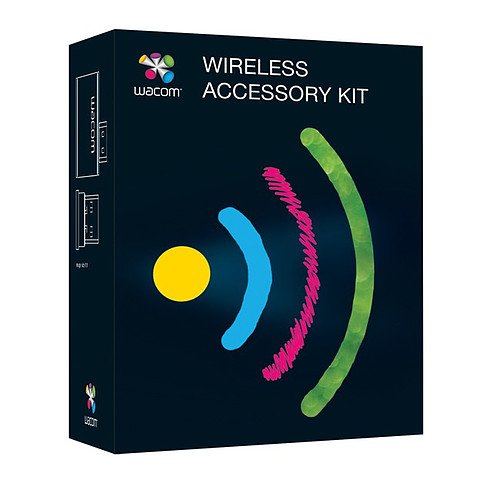 Wacom Bamboo & Intuos 5 Wireless Kit pas cher