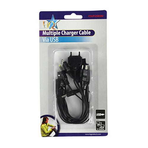 Câble de charge universel USB pour appareil mobile (tablette, smartphone...) pas cher