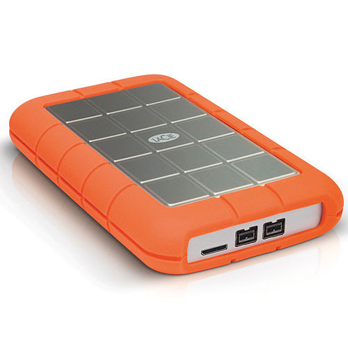 LaCie Rugged Triple 2 To (USB 3.0 / 2x FireWire 800) pas cher