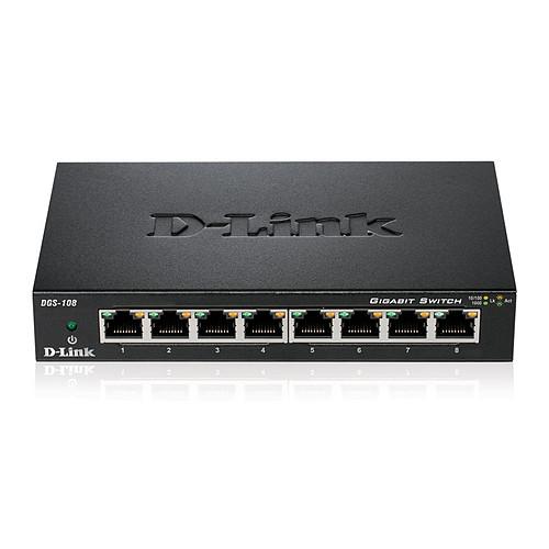 D-Link DGS-108 pas cher