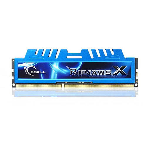 G.Skill XM Series RipJaws X Series 8 Go DDR3 1600 MHz CL9 pas cher