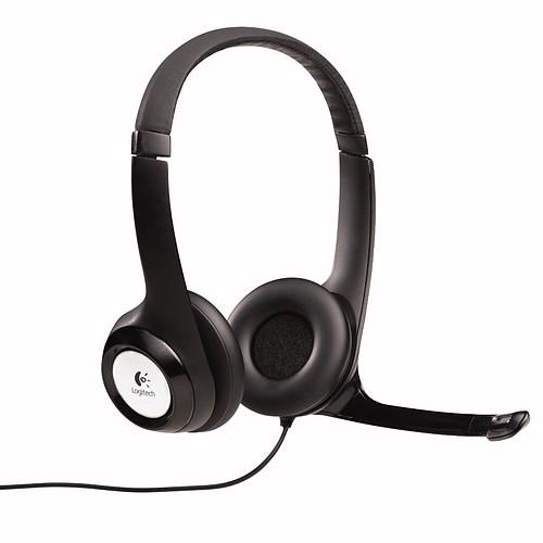 Logitech USB Headset H390 pas cher