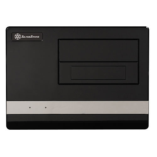 SilverStone Sugo SG02-F (noir) pas cher