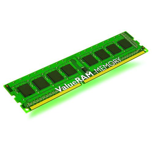 Kingston ValueRAM 8 Go DDR3 1600 MHz CL11 pas cher