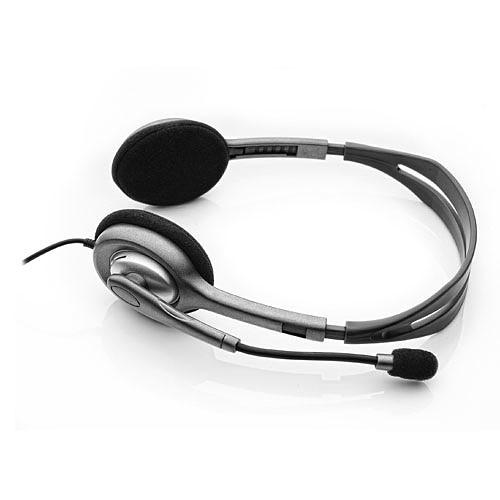 Logitech H110 Stereo Headset pas cher