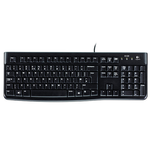 Logitech Keyboard K120 for Business pas cher
