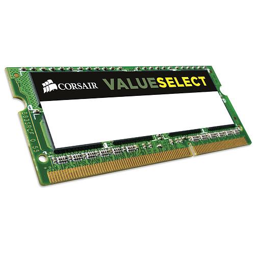 Corsair Value Select SO-DIMM 4 Go DDR3L 1600 MHz CL11 pas cher