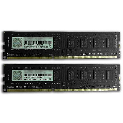 G.Skill NS Series 8 Go (2 x 4 Go) DDR3 1600 MHz CL11 pas cher