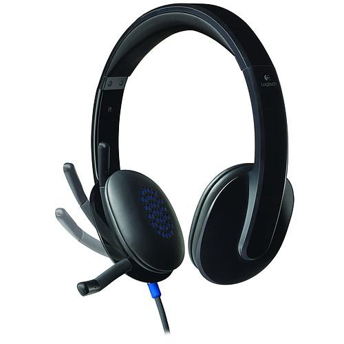 Logitech USB Headset H540 pas cher