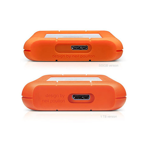 LaCie Rugged Mini 5 To (USB 3.0) pas cher