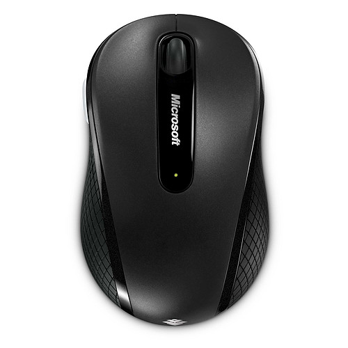 Microsoft Wireless Mobile Mouse 4000 pas cher