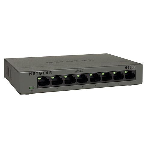 Netgear GS308 pas cher