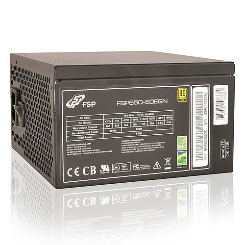 FSP FSP-650-80EGN 80PLUS Gold pas cher