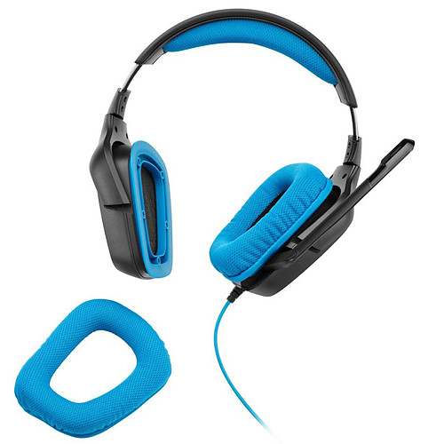Logitech G430 Surround Sound Gaming Headset pas cher