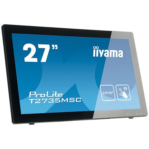 "iiyama 27"" LED Tactile - ProLite T2735MSC-B2 pas cher"