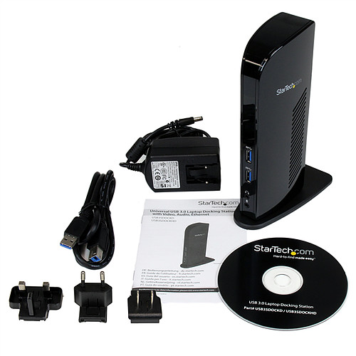 StarTech.com USB3SDOCKHD pas cher