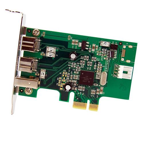 StarTech.com PEX1394B3LP pas cher