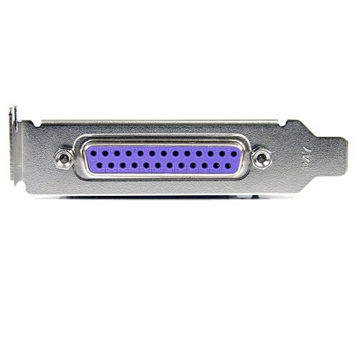 StarTech.com Carte adaptateur PCI Express vers port parallèle pas cher