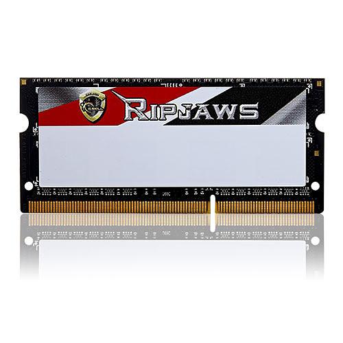 G.Skill RipJaws SO-DIMM 16 Go (2 x 8 Go) DDR3/DDR3L 1600 MHz CL9 pas cher