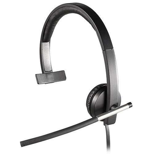 Logitech USB Headset Mono H650e pas cher