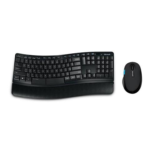 Microsoft Sculpt Comfort Desktop pas cher