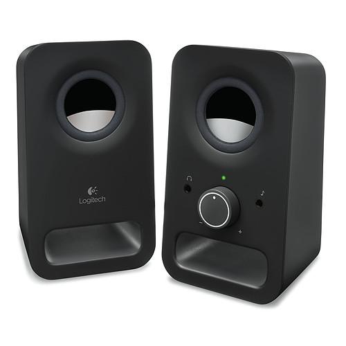 Logitech Multimedia Speakers Z150 (Noir) pas cher