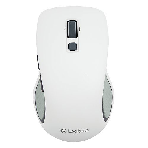 Logitech Wireless Mouse M560 (Blanc) pas cher