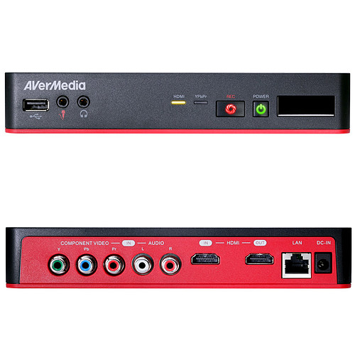 AVerMedia Game Capture HD II pas cher