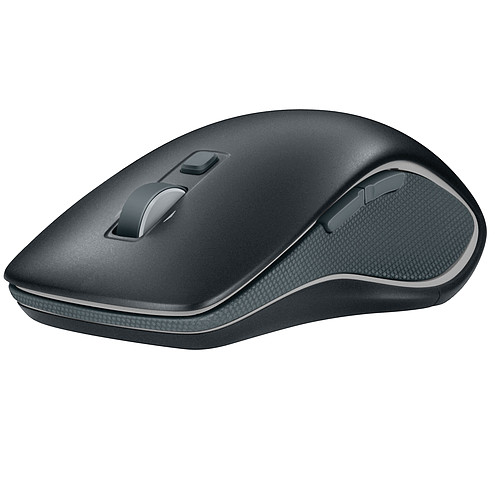 Logitech Wireless Mouse M560 (Noir) pas cher