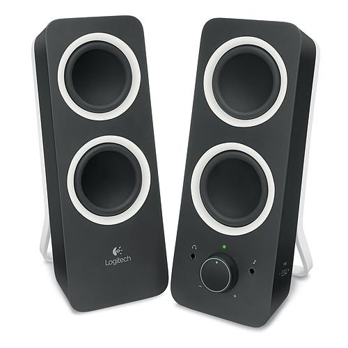 Logitech Multimedia Speakers Z200 (Noir) pas cher