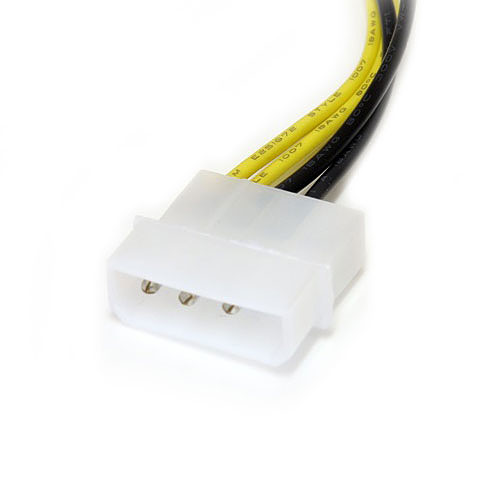 Adaptateur d'alimentation Molex vers connecteur PCI-E 8 pins pas cher