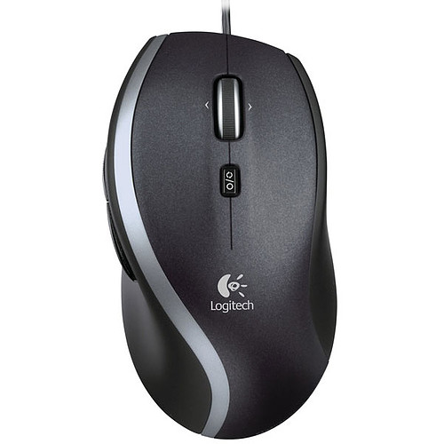 Logitech Corded Mouse M500 Refresh pas cher